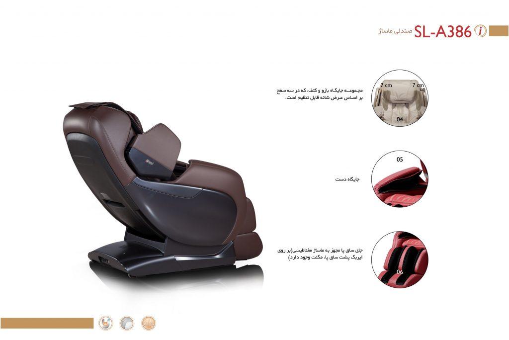 خرید صندلی ماساژ