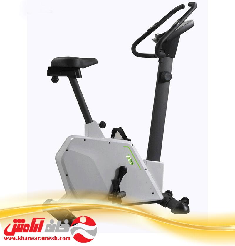 دوچرخه ثابت خانگی مدل T1400 tuner fitness