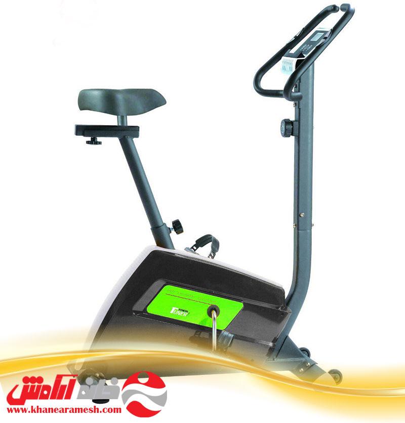 دوچرخه ثابت خانگی مدل T1300 tuner fitness