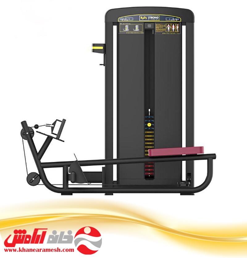 دستگاه بدنسازی باشگاهی قایقی body strong BTM 012a