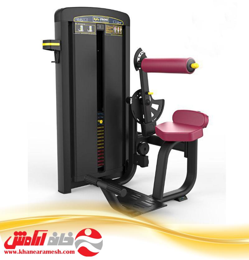 دستگاه بدنسازی باشگاهی  فیله کمر  body strong BTM 010A