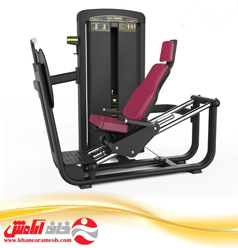 دستگاه بدنسازی باشگاهی پرس پا body strong BTM015