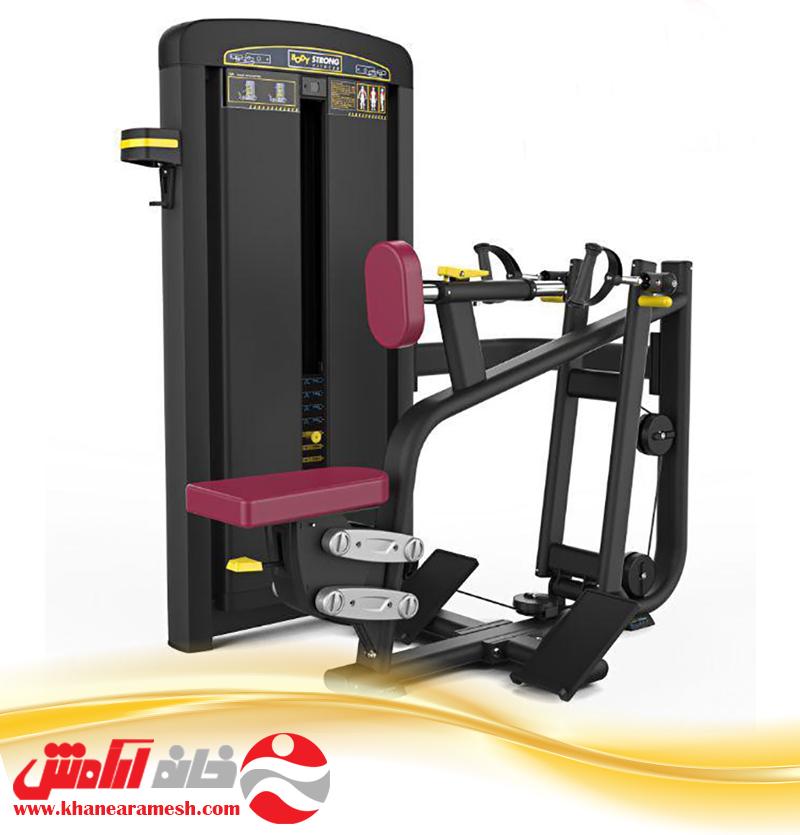 دستگاه بدنسازی باشگاهی  اچ  body strong BTM 006