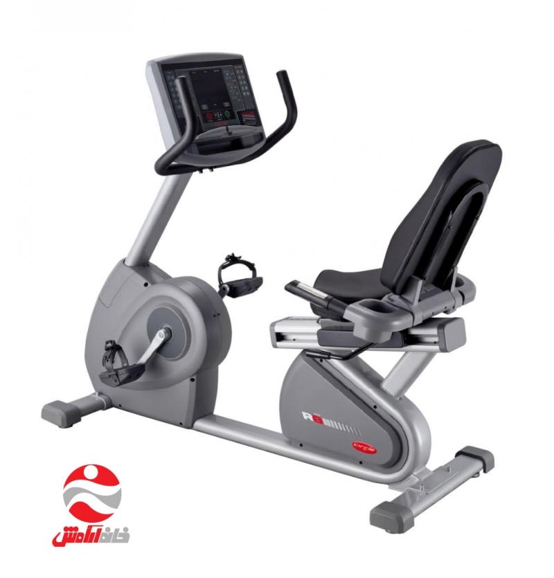 دوچرخه ثابت باشگاهی سیرکل Circle Fitness R8