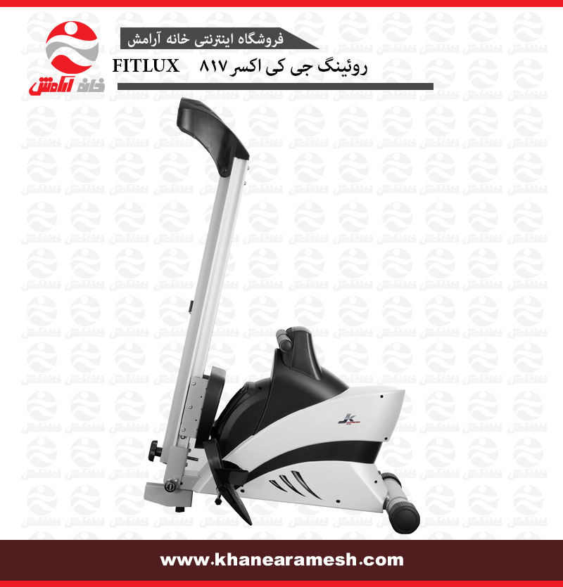 FitLux 817 Magnetic Rowing